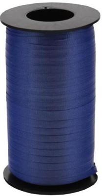 Bubbly Balloon (46) Blue Polypropylene Ribbon