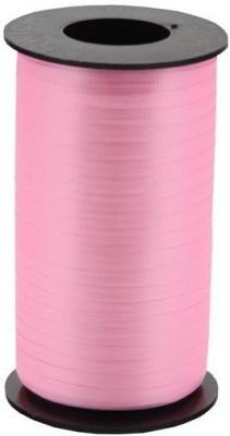 Bubbly Balloon (33) Pink Polypropylene Ribbon