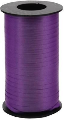 Bubbly Balloon (34) Purple Polypropylene Ribbon