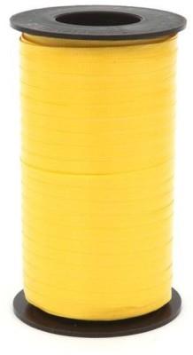 Bubbly Balloon (02) Yellow Polypropylene Ribbon