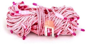 Cospo 357 inch Pink Rice Lights(Pack of 1)