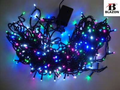Blazon 1380 inch Multicolor Rice Lights