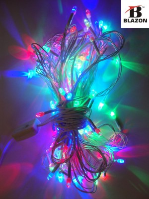 Blazon 395 inch Multicolor Rice Lights