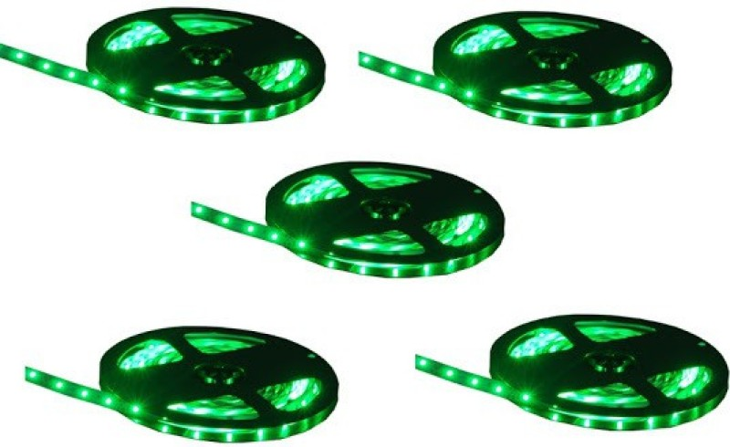 MDI 984 inch Green Rice Lights(Pack of 5)