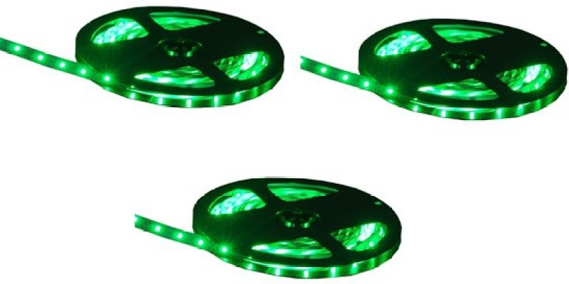 MDI 590 inch Green Rice Lights(Pack of 3)