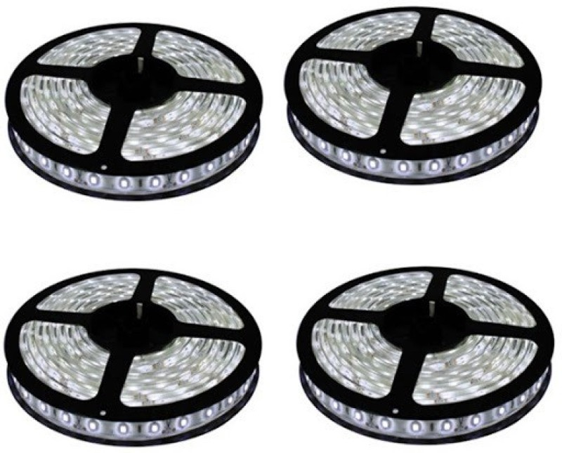 MDI 197 inch White Rice Lights(Pack of 4)