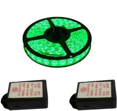 Weldecor 392 inch Green Rice Lights