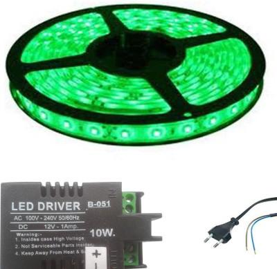 iplay 197 inch Green Rice Lights