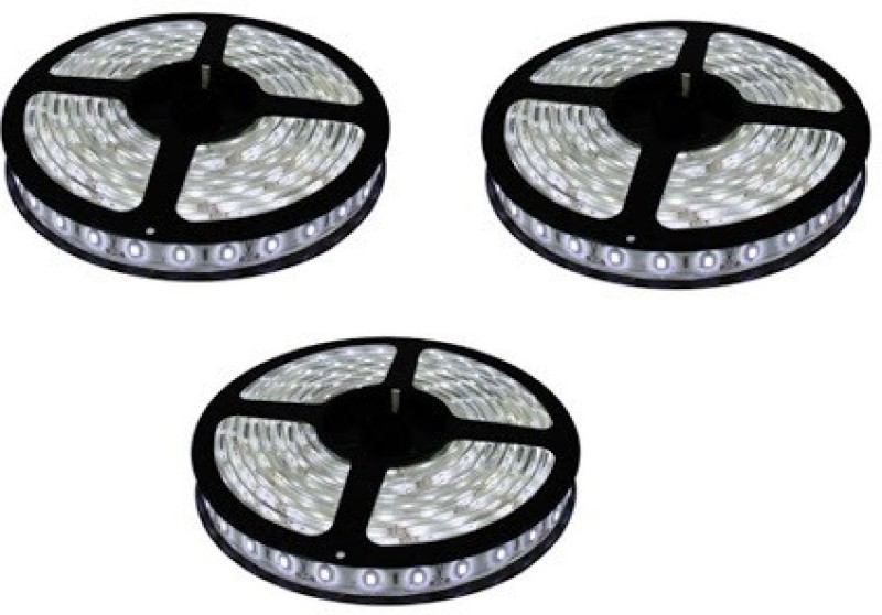 MDI 197 inch White Rice Lights(Pack of 3)