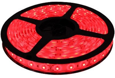 Daylight LED 196 inch Red Rice Lights