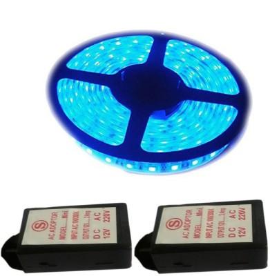Weldecor 392 inch Blue Rice Lights