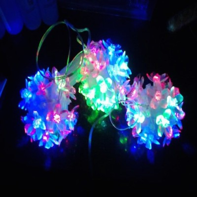 A To Z Traders 12 inch Multicolor Rice Lights