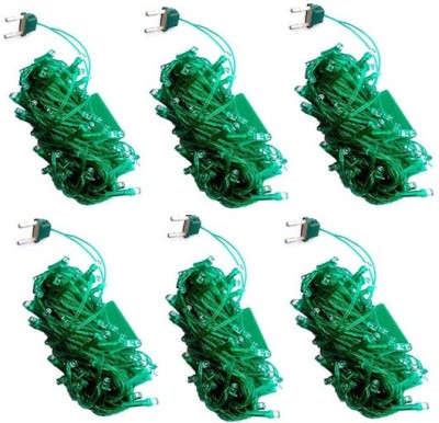 MDI 394 inch Green Rice Lights