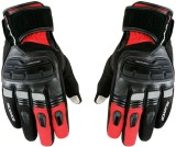 Scoyco Armor XL Black, Red (Pack of 2)