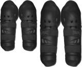 Zadon Knee Guard Free Black (Pack of 2)
