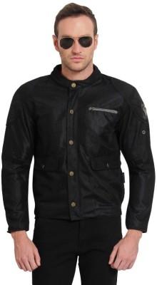 Leiidor LDR008Black Riding Protective Jacket(Black, XL / 44 cm)