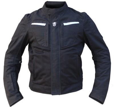 Mototech Contour Air Riding Protective Jacket(Black, XXXL)