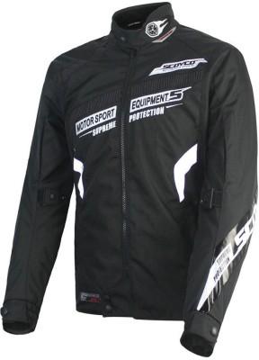 Scoyco 267468 Riding Protective Jacket(Black, 40)