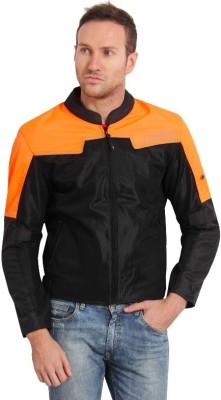 Leiidor LDR003SOrange Riding Protective Jacket(Black, Orange, S / 38 cm)