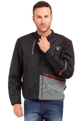 Leiidor LDR007White Riding Protective Jacket(Black, White, XXL / 46 cm)