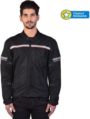 Royal Enfield Riding Protective Jacket(Black, XL)