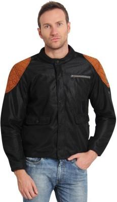 Leiidor LDR008Orange Riding Protective Jacket(Black, Orange, L / 42 cm)