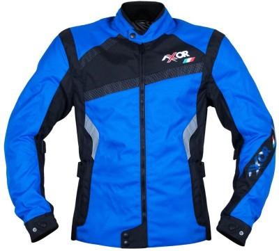 Vega JK 28-2 Riding Protective Jacket(Blue, M)