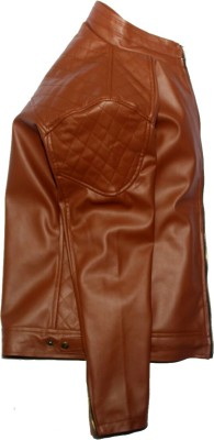 Aadikart AKJB-M Riding Protective Jacket(Brown, M)