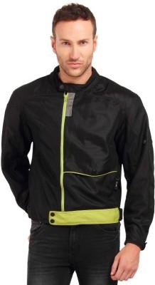 Leiidor LDJK16 Green Riding Protective Jacket(Black, Green, L)