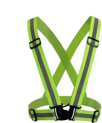 Biker Hub XL Rider Safety Vest