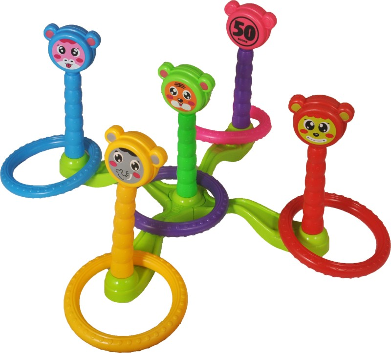 Wishkey HJ101 Ring Toss(Multicolor)