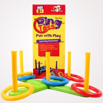 Fafa Juno Fun With Play Ring Toss