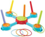 Kidoozie G02390 Ring Toss (Multicolor)