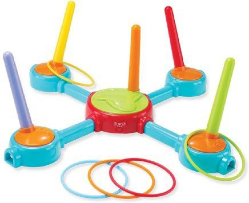 Kidoozie G02390 Ring Toss(Multicolor)