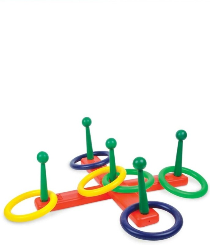 Toyzee 378082 Ring Toss(Multicolor)