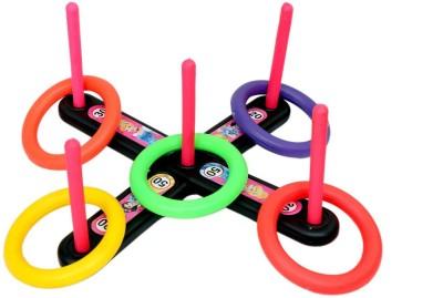 Disney Princess Ring Toss(Multicolor)