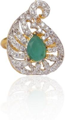 Jaipur Mart Brass Yellow Gold Ring