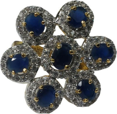 Vijay Laxmi Jewels Alloy Cubic Zirconia Ring