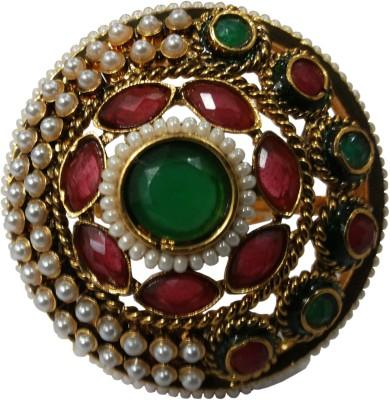 Vijay Laxmi Jewels Alloy Pearl Ring