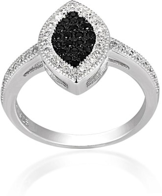 Lucera Silver Cubic Zirconia Silver Ring