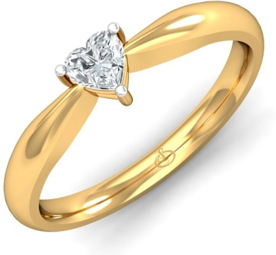 Stylori Quola 18kt Diamond Yellow Gold ring