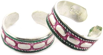 Miska Silver Silver Toe Ring at flipkart
