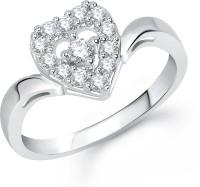 Meenaz Heart Cluster Alloy Ring