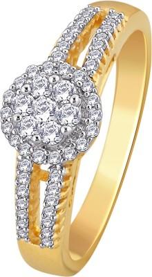 Myzevar Kaashvi Gold Diamond Ring