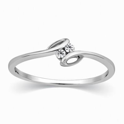 Suranas Jewelove 2 Diamond Pt Ring Sj Pto 301 Platinum Diamond Ring