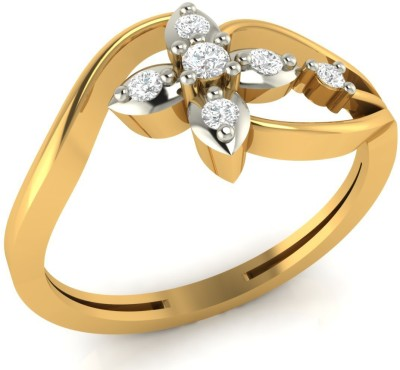 WearYourShine by PC Jewellers The Olina 14kt Diamond Yellow Gold ring