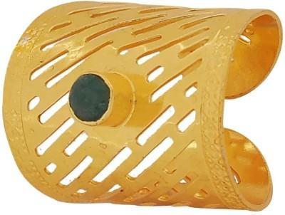 Maayra Amazing Filigree Brass Brass Plated Ring at flipkart