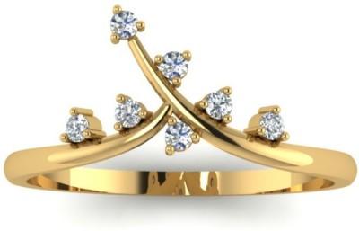 Astrum Diamonds Seven Moons 18kt Diamond Yellow Gold ring