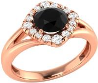 Demira Jewels Alluring Rose Gold Spinel, Diamond 14K Rose Gold Ring best price on Flipkart @ Rs. 16671