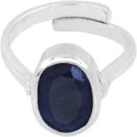 Avaatar 6 Carat Bello Sterling Silver Sapphire Ring best price on Flipkart @ Rs. 2650